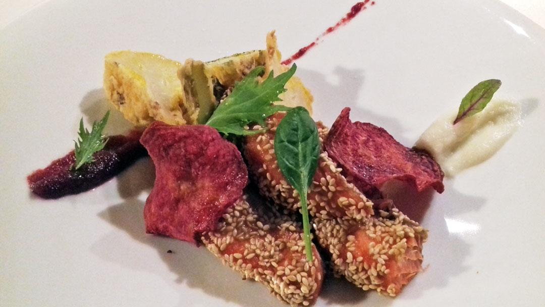 Salmone-tostato-al-sesamo